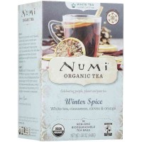 Numi WINTER SPICE White Tea (16 TB)