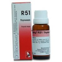Dr. Reckeweg R51 (Thyreosan) Drops (22ml)