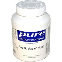 Pure Encapsulations Nutrient 950 MULTI VITAMINS 360 Veggie Capsules