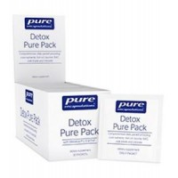 Pure Encapsulations Detox Pure Pack 30 pkts