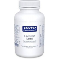 Pure Encapsulations - Lipotropic Detox - Hypoallergenic Supplement Supports Liver Function and Detoxification* - 120 Capsules