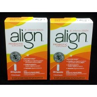Align Probiotic B. infantis 35624 Digestive Care 2 Boxes of 28 NIB by Align (56 Capsules)