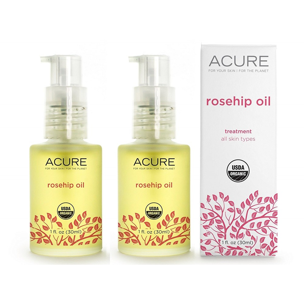 Buy Acure Organic Cold Pressed Rosehip Oil