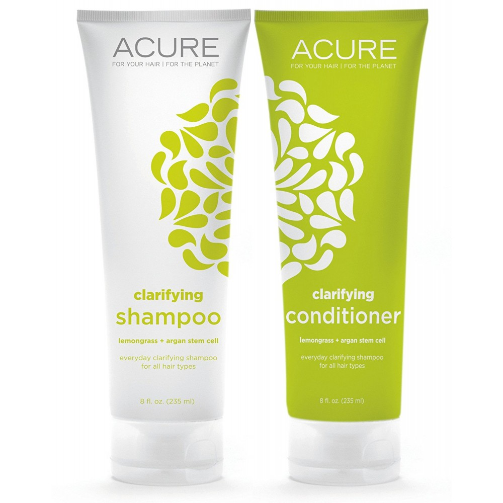 Buy Acure Organics Natural Shampoo Conditioner