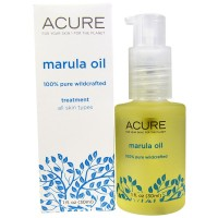Acure Organics, Marula Oil Treatment, All Skin Types, 1 fl oz (30 ml) - 2pc