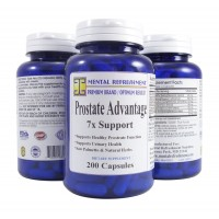 Advanced Prostate Support - Super Beta Prostate 7X with Saw Palmetto, Pygeum & Zinc