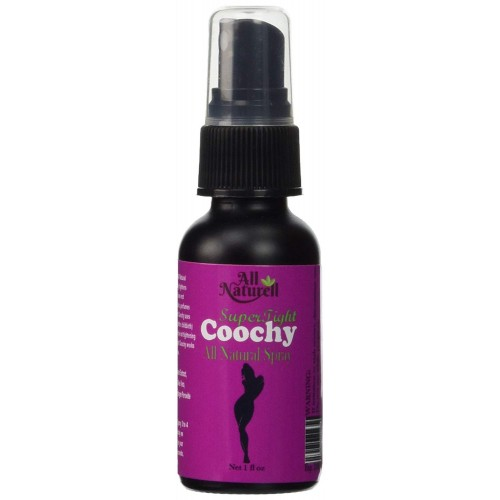 All Natural Instant Vaginal Tightening Spray - Eliminates Odor While Tightening the Vaginal Walls - Safe For Daily Use