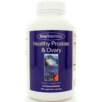 Allergy Research Group Healthy Prostate and Ovary -- 180 Tablets
