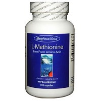 Allergy Research Group - L-Methionine -- 500 mg - 100 Capsules