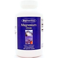 Allergy Research Group Magnesium Citrate 170 mg 180 Caps