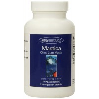 Allergy Research Group Mastica Chios Gum Mastic -- 500 mg - 120 Capsules
