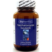 Allergy Research Group - Saccharomyces Boulardii Caps - 50