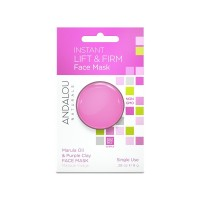 Andalou Naturals Instant Lift & Firm Clay Mask Pod, 0.28 Ounce