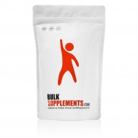 BCAA Branched Chain Essential Amino Acids Powder by Bulksupplements (300 Gel Caps) | 100% Pure 2:1:1 Instantized Formula | Pre/Post Workout Bodybuilding Supplement | Boost Muscle Growth