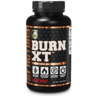 BURN-XT Thermogenic Fat Burner - Weight Loss Supplement, Appetite Suppressant, & Energy Booster - Premium Fat Burning Acetyl L-Carnitine, Green Tea Extract, & More - 60 Natural Veggie Pills