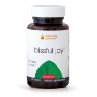 Blissful Joy | 60 Herbal Tablets | Uplift the Emotions | Natural Herbal Relief for Feelings of Sadness