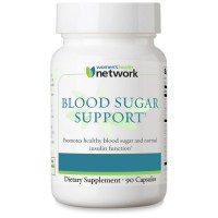 Blood Sugar Support by Women's Health Network - Natural Support for Healthy Blood Sugar Levels with Cinnamon, Chromium, Glucomannan, Banaba, COQ10, Vitamin B12 and more