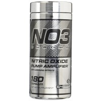 Cellucor, NO3 Chrome Nitric Oxide Preworkout, 180 Capsules