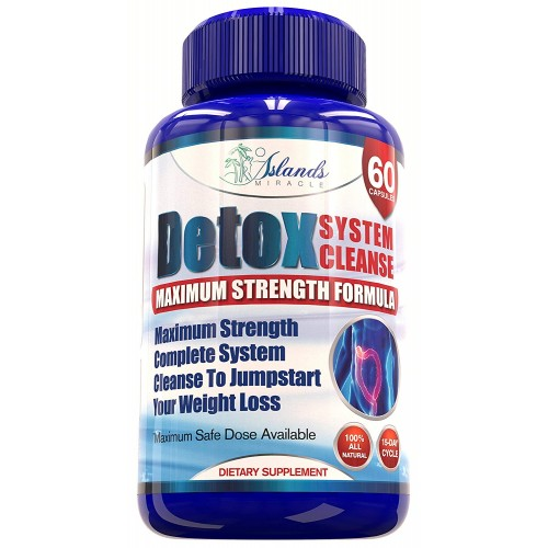 Colon Detox Cleanse Max Strength For Weight Loss – Other Cleansers Don't  Compare To This ULTIMATE Cleanser With Natural Herbs, Fiber, and Nutrients