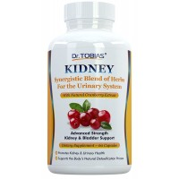 Dr. Tobias Kidney Support & Cleanse (60 Caps)