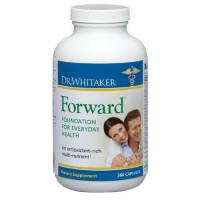 Dr. Whitaker's Forward Anti-Oxidant Rich Vitamins and Minerals, 300 Capsules (30-Day Supply)