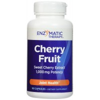 Enzymatic Therapy Cherry Fruit Extract -- 180 Capsules
