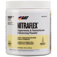 GAT Nitraflex - Pineapple - 300 Grams