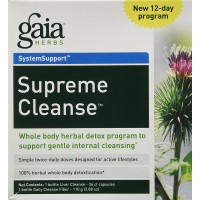 Gaia Herbs Supreme Cleanse Kit, 1 Kit