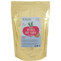 Gelatinized Red Maca Root Powder - Certified Organic, Fair Trade, Gmo-free, Fresh Harvest From Peru, Gluten Free Vegan and Pre-cooked - 111 Servings, 2.2 Lb