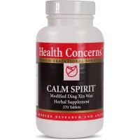 Health Concerns - Calm Spirit - Modified Ding Xin Wan Herbal Supplement - 270 Tablets