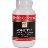Health Concerns - Mobility 2 - Clematis Herbal Supplement Shu Jing Huo Xue Tang - Supports Muscle, Tendon and Joint Health - 270 Tablets