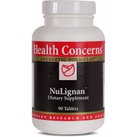 Health Concerns - NuLignan - Dietary Supplement - 90 Tablets