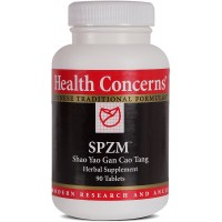 Health Concerns - SPZM - Shao Yao Gan Cao Tang Herbal Supplement - 90 Tablets