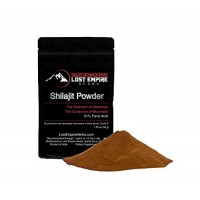 Himalayan Shilajit Extract Powder - Herbal Adaptogenic Supplement - Supports Immune System, Increases Strength and Endurance, Anti Aging - (50 g)