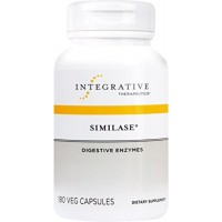 Integrative Therapeutics - Similase - Digestive Enzymes - 180 Capsules