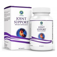 Joint Support Supplement ~ Glucosamine, MSM, Chondroitin, Turmeric, & Clinically Proven ApresFlex to support healthy joint function ~ 90 Tablets