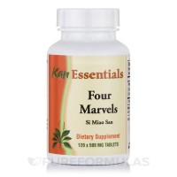 Kan Herbs - Essentials- Four Marvels 120 tabs