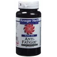 Kroeger Herb Anti-Fatigue, 80 Count