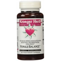Kroeger Herb Kava Complete Concentrate Herbs, 90 Count