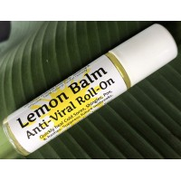 "LEMON BALM Cold Sore & Shingles ROLL-ON! 10 ml, Quickly soothe Blisters, Chicken Pox, Rashes, Herpes, Molluscum, Bug Bites. Suppress future outbreaks. 100% Natural.""Goodbye, itchy red bumps!"""