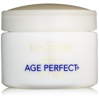 L'Oréal Paris Age Perfect Day Cream Face Moisturizer SPF 15 to Firm Skin and Even Skin Tone, 2.5 oz.