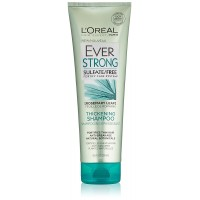 L'Oréal Paris EverStrong Sulfate Free Thickening Shampoo, 8.5 fl. oz.