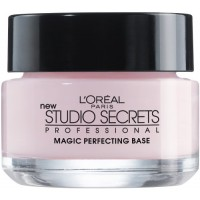 L'Oréal Paris Makeup Studio Secrets Professional Magic Perfecting Base, Face Primer, 0.5 fl. oz.