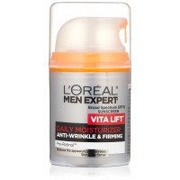 L'Oréal Paris Men's Expert VitaLift Anti Aging Face Moisturizer SPF 15, Wrinkle Cream, 1.6 fl. oz.