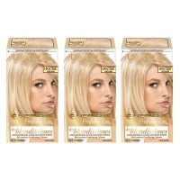 L'Oréal Paris Superior Preference Permanent Hair Color, LB02 Extra Light Natural Blonde, 3 Count