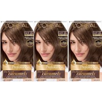 L'Oréal Paris Superior Preference Permanent Hair Color, UL51 Hi-Lift Natural Brown,3 count