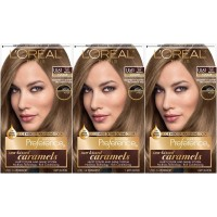 L'Oréal Paris Superior Preference Permanent Hair Color, UL61 Hi-Lift Ash Brown