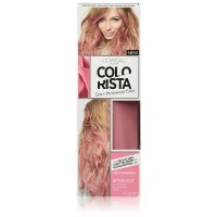 L'Oreal Paris Colorista Semi-Permanent for Light Blonde or Bleached Hair, Pink