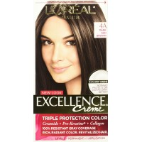 L'Oreal Paris Excellence Creme, 4A Dark Ash Brown