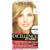 L'Oreal Paris Excellence Creme, 7 Dark Blonde
